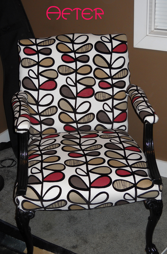 Before and after diy upholstery classes yield big results for Furniture upholstery course