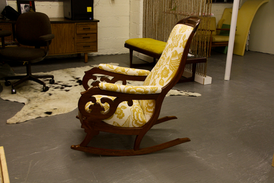 Wendy's ... - Thursday Night Upholstery Class ModHomeEc