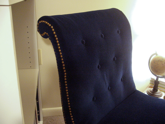 Upholstering With Mohair Modhomeec