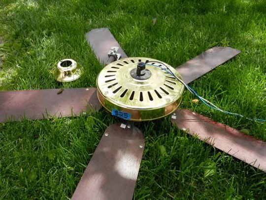 Make over a 2500 restore ceiling fan modhomeec one aloadofball Image collections
