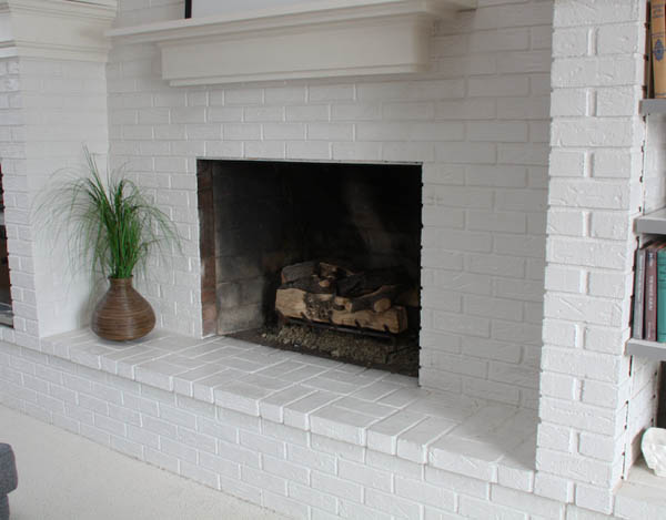 Make an Upholstered Fireplace Cold Air Stopper