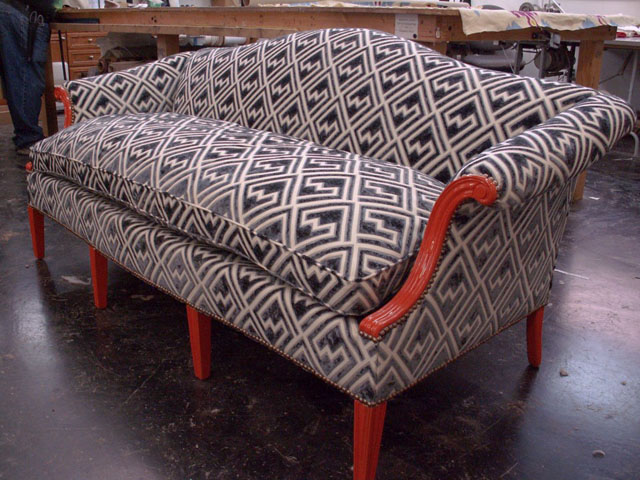 I Loved This Upholstery ...