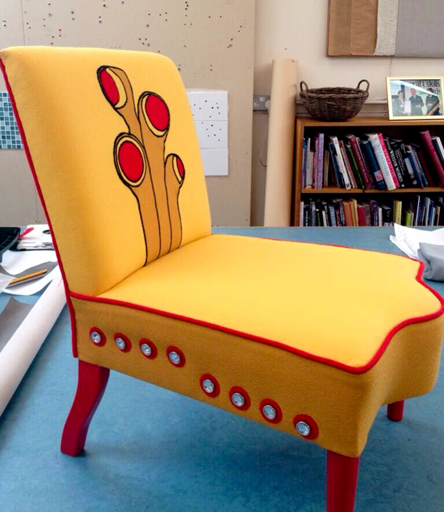 Chairs And More: Yellow Submarine Chair And More