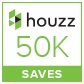 Over 50,000 Ideabook saves - Shelly Leer of ModHomeEc on Houzz